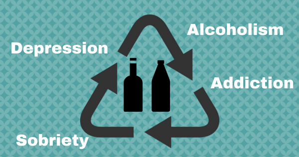 vicious cycle of sobriety